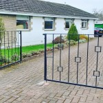 Bespoke metal gates Glasgow ard blacksmith Coatbridge   Glasgow's number one for wrought iron gates and railings